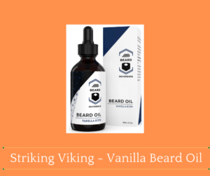 Beard Reverence - Vanilla Beard Oil