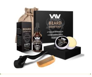 Perfect Beard Roller Kit