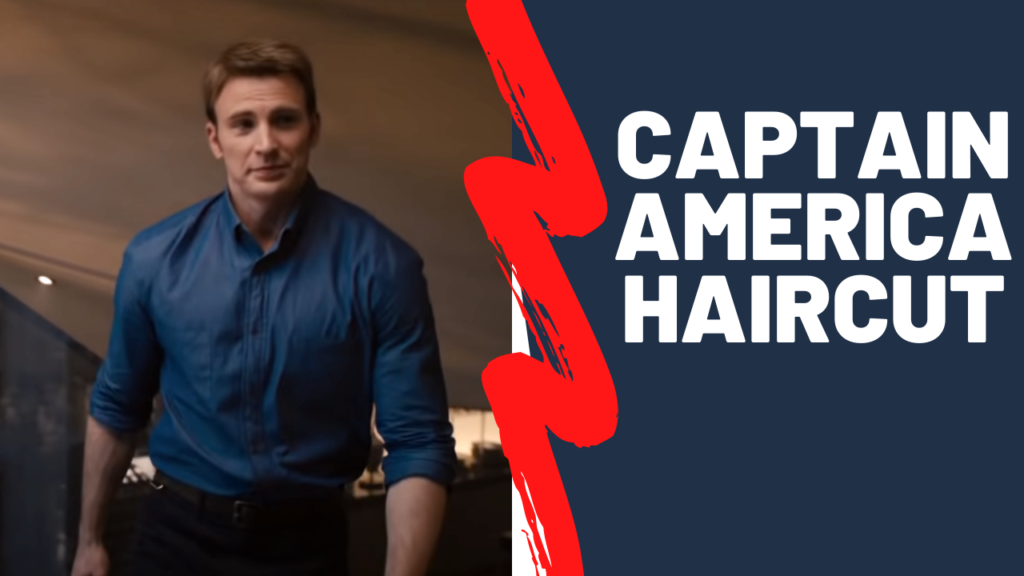 Captain America Haircut Tutorial