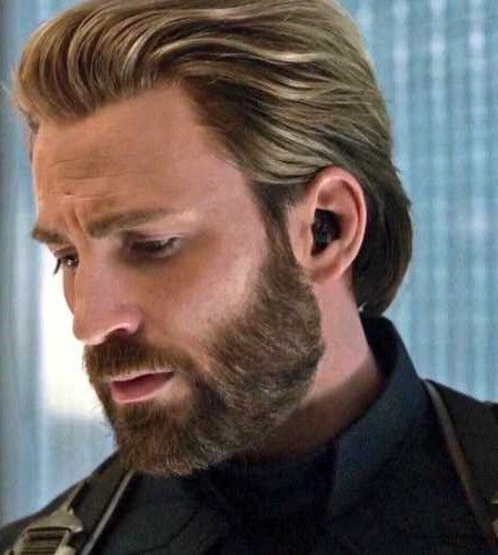 Chris Evans aka Captain America Haircut - New Haircut Style