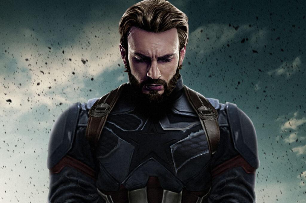 captain-america-avengers-infinity-war-2018 Hair Cut