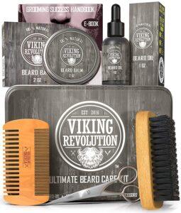 Viking beard kit